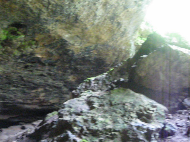 Dancehall Cave