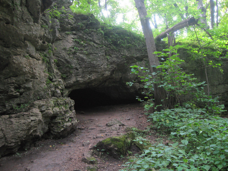 Wide Mouth Cave