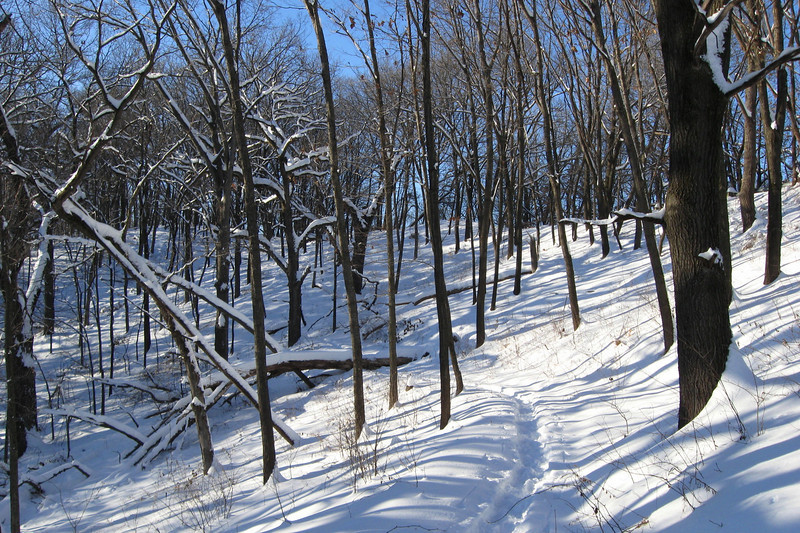 Julien Dubuque Trail