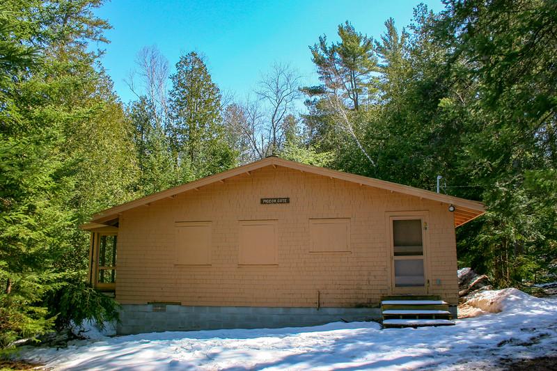 Agnes Andrae Nature Preserve Cabin -- 680'