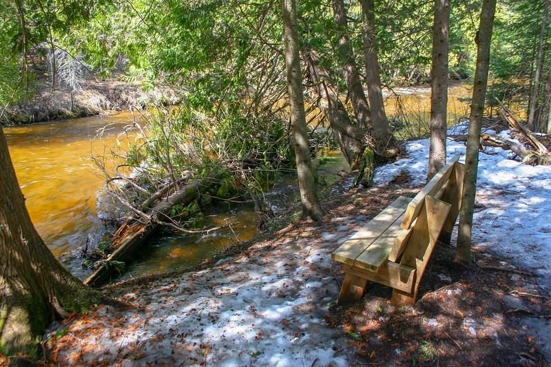 Preserve Loop Trail -- 650'