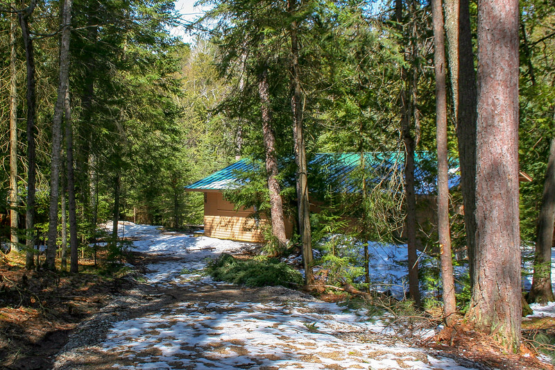 Agnes Andrae Nature Preserve Cabin