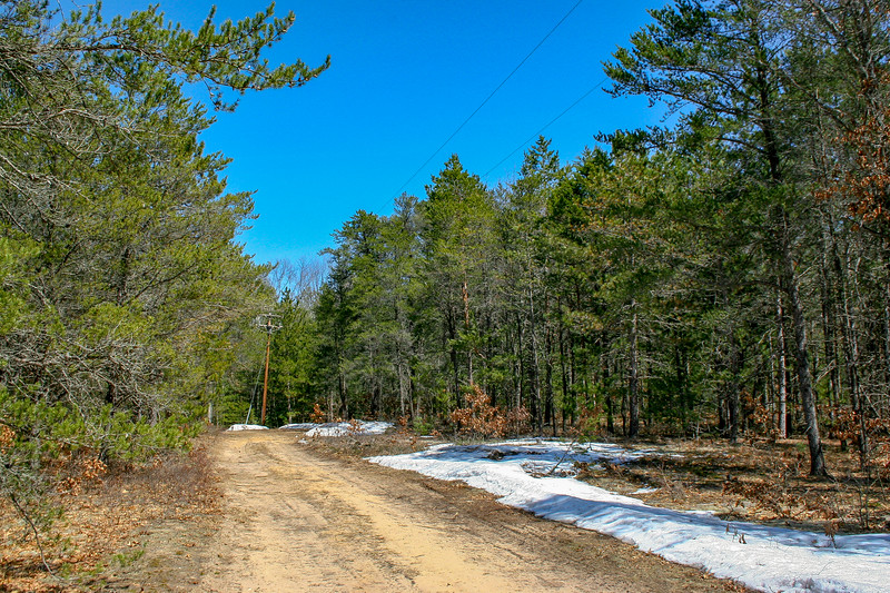 Agnes Andrae Access Road 'Path' -- 700'