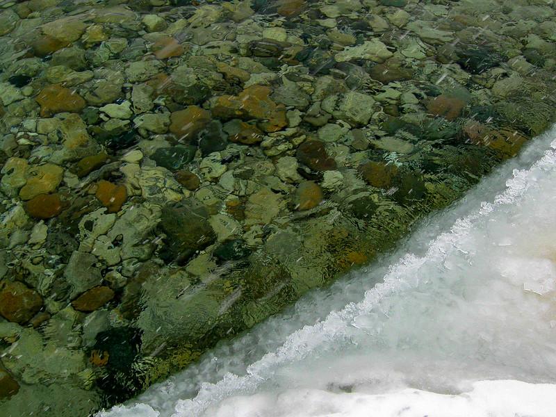 Lake Huron -- 580'