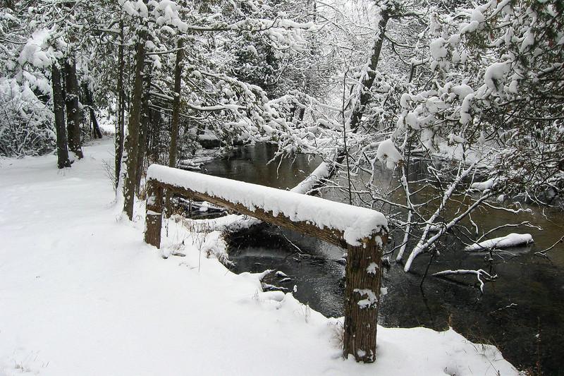 North Cedar Creek Trail