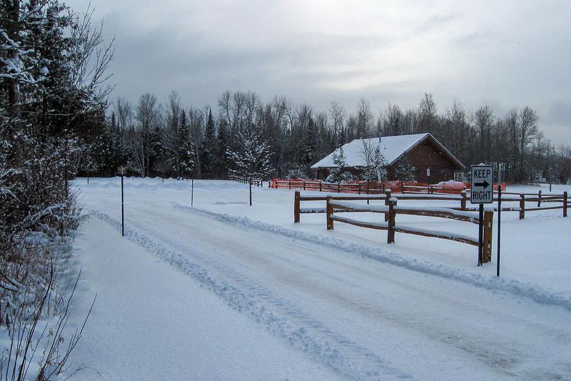 Cedar Creek Trailhead