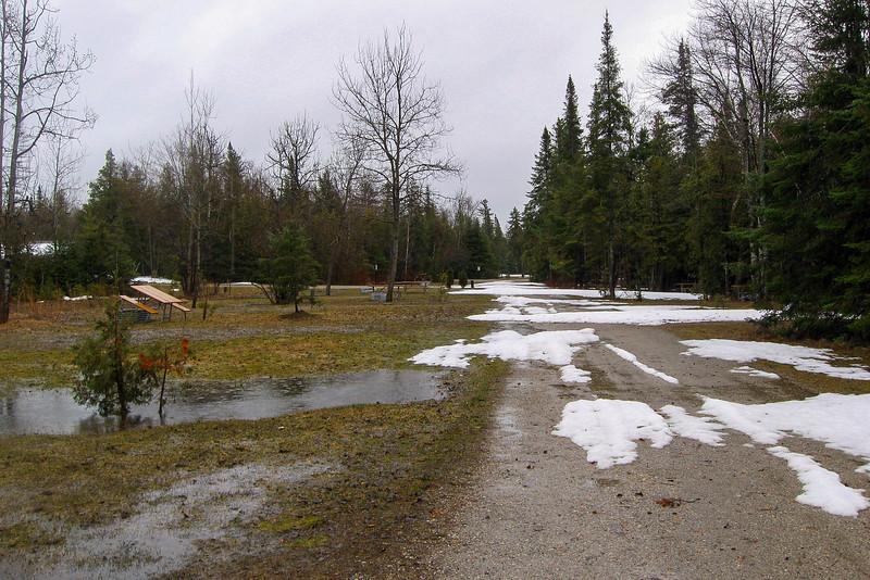Cheboygan State Park Campground