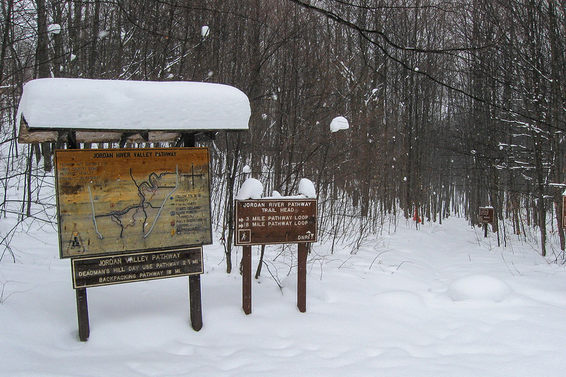 Deadman's Hill Trailhead