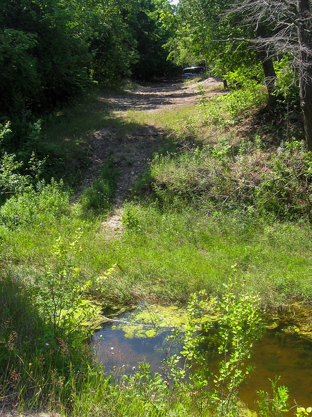 Whiskey Creek Trailhead