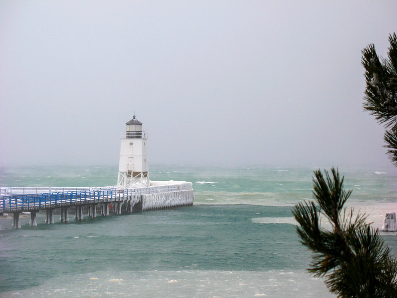 Charlevoix Lighthouse