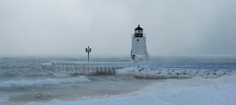 Charlevoix Lighthouse
