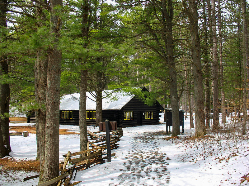 Logging Museum