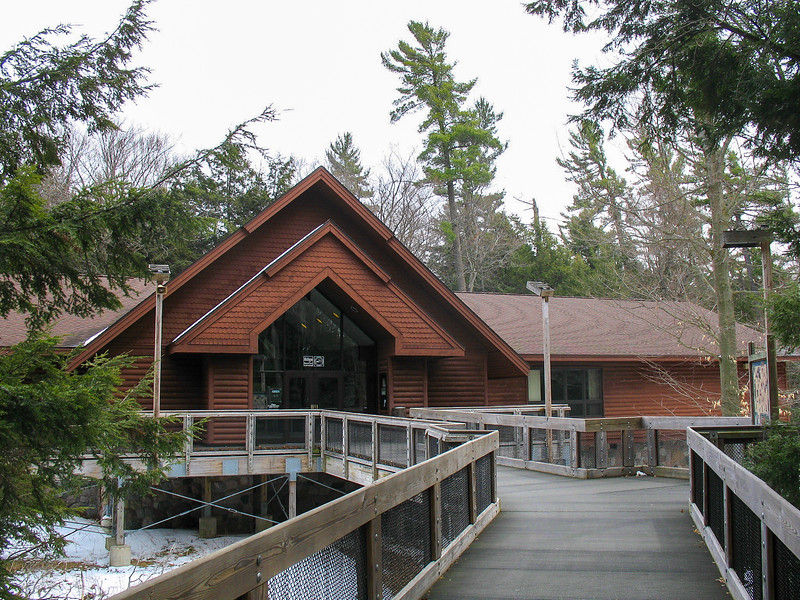 Michigan Forest Visitor Center