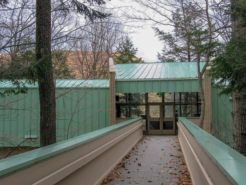 E. Genevieve Gillette Visitor Center