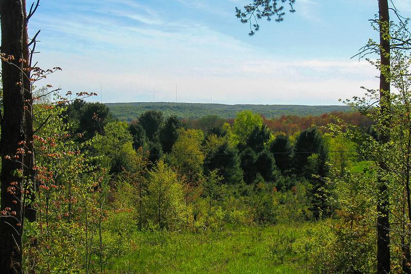 McCune Nature Preserve Trailhead
