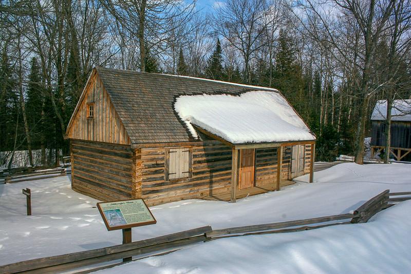 Dousman Cabin