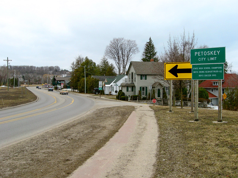 North Country Trail (Petoskey)
