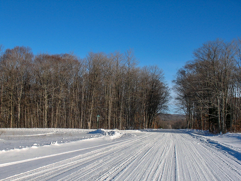 North Country Trail (Van & St. Nickolas Roads)