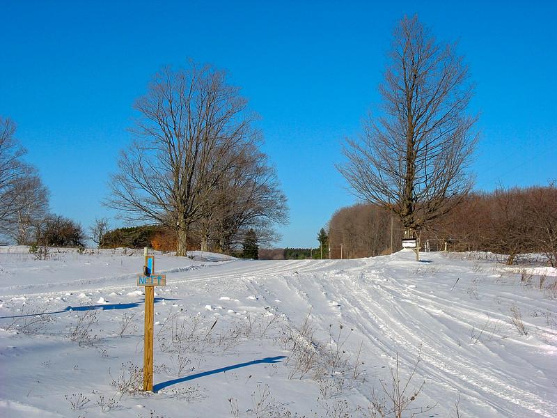 North Country Trail @ Van Road