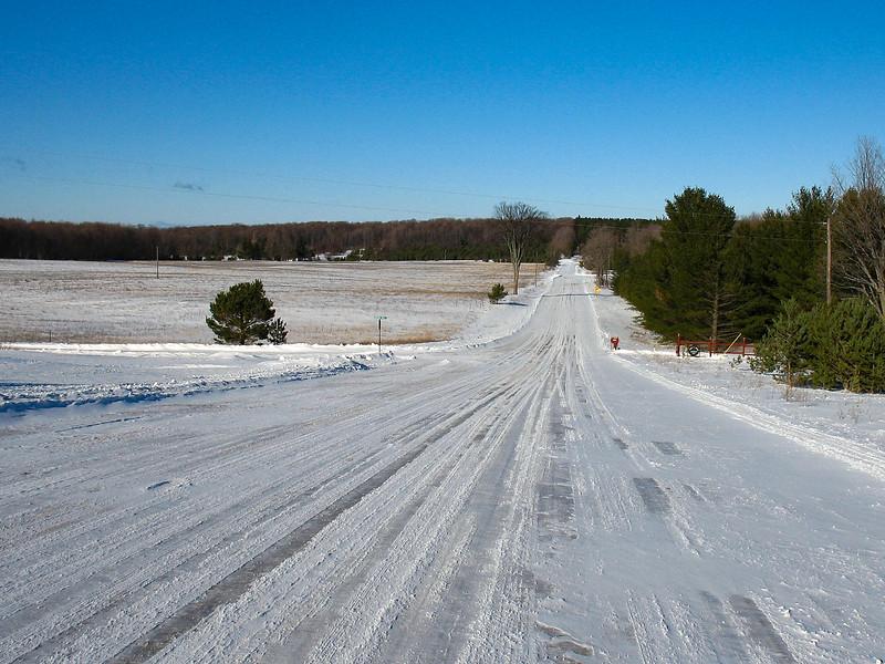 North Country Trail (Van Road)
