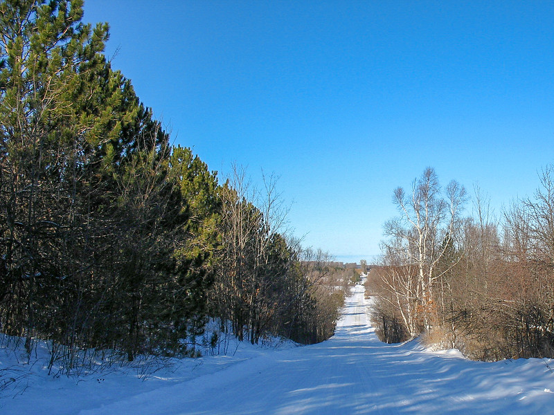 North Country Trail (St. Nickolas Road)