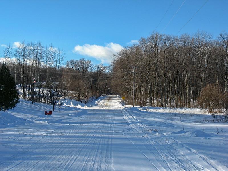 North Country Trail (Zulski & Zmikly Roads)