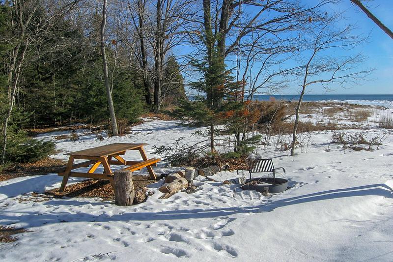 Algonquin Trail - Blue Bell Campsite
