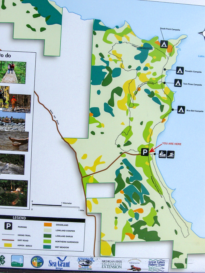 Park Habitat Map