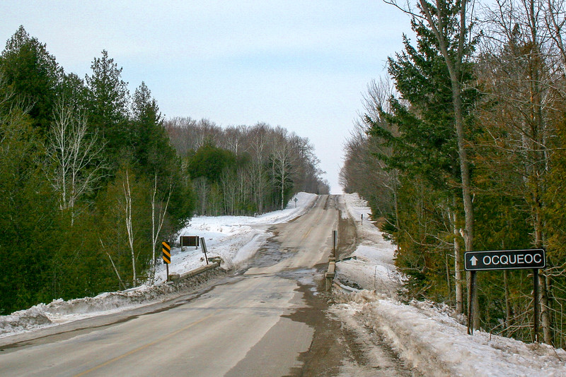 Ocqueoc Falls Highway