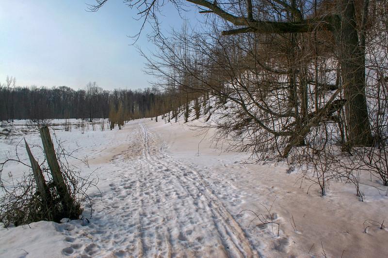 Old Baldy Path