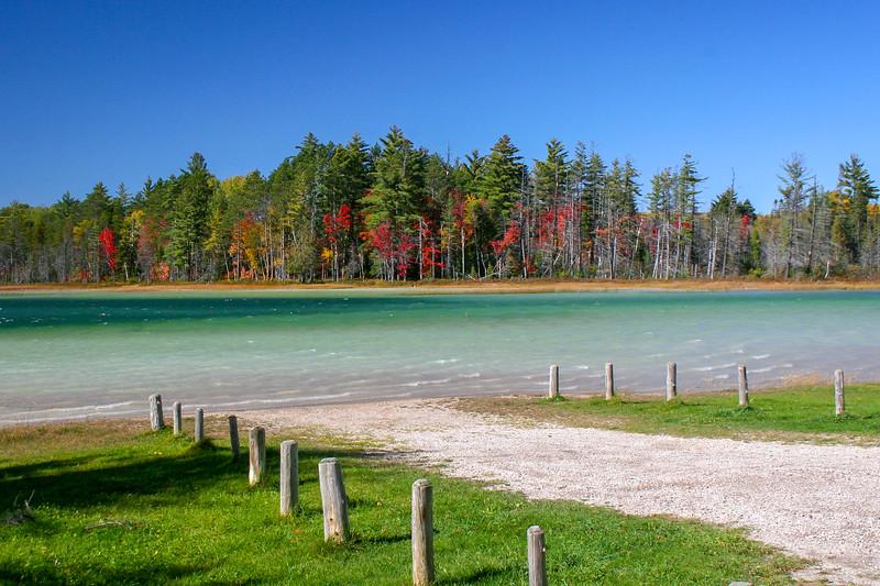Pickerel Lake Trailhead