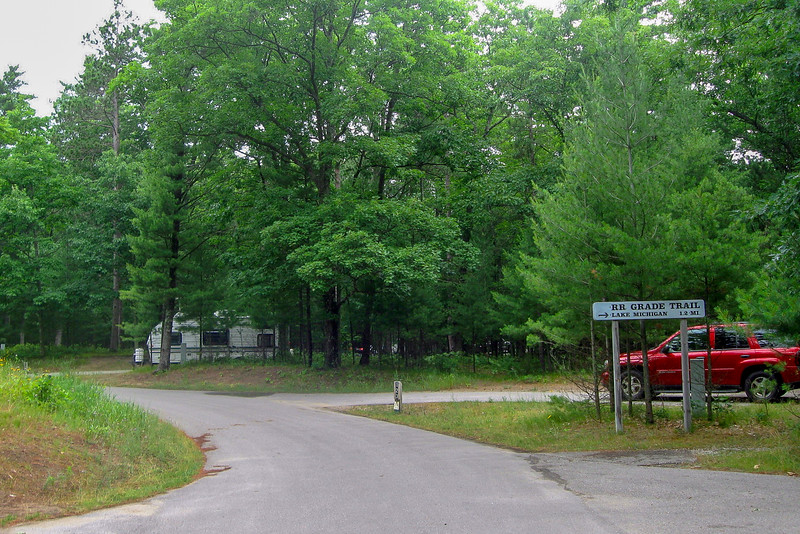 Platte River Campground Trailhead
