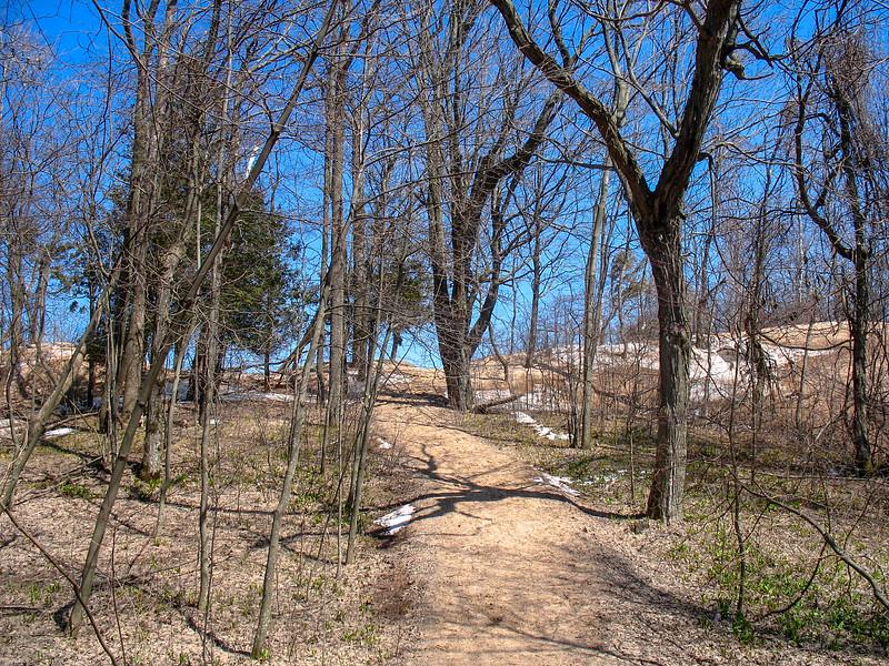 Pyramid Point Trail