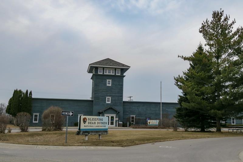 National Lakeshore Visitor Center