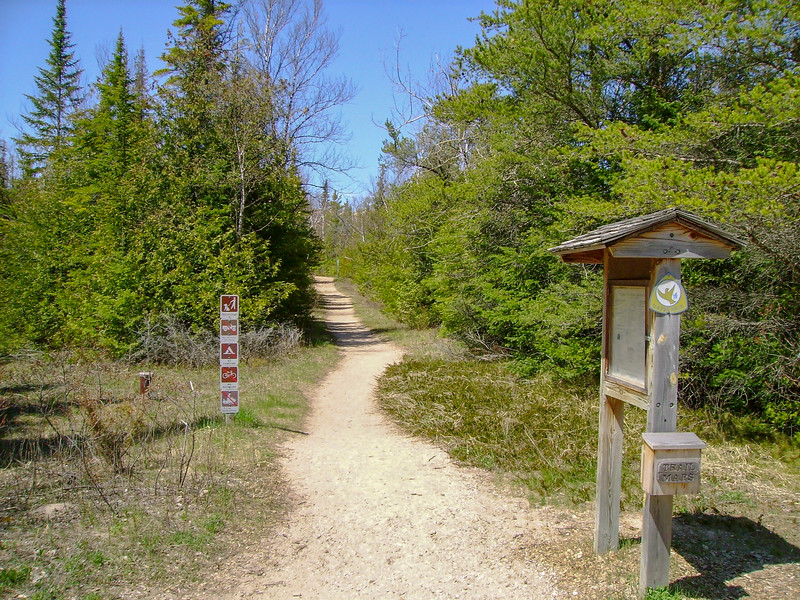 Sleeping Bear Point Trailhead