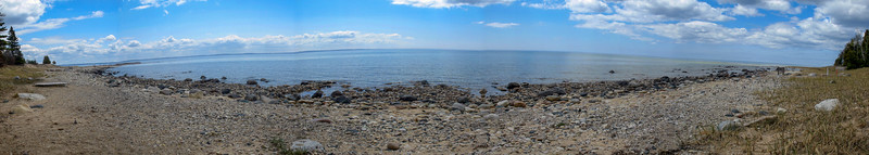 Pebble Beach (Little Traverse Bay)