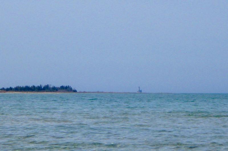 Wagoshance Lighthouse