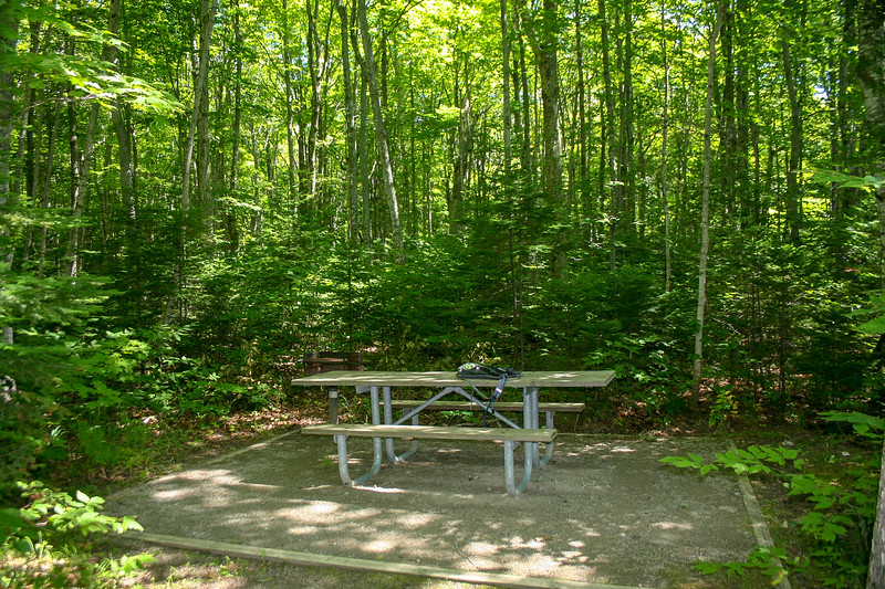 Log Slide Picnic Area