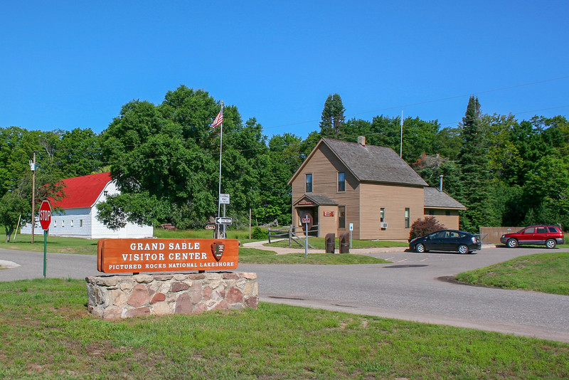 Grand Sable Visitor Center