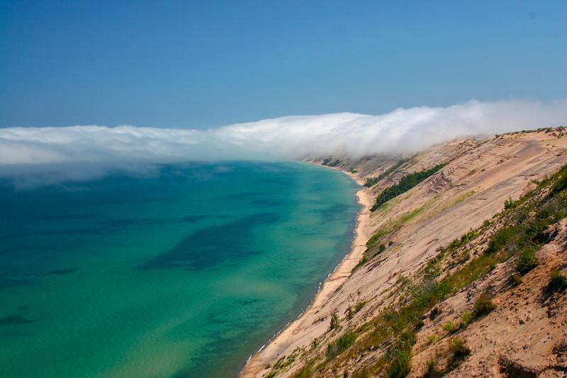 Pictured Rocks National Lakeshore - Grand Sable Loop  (12.0 miles; d=13.30)