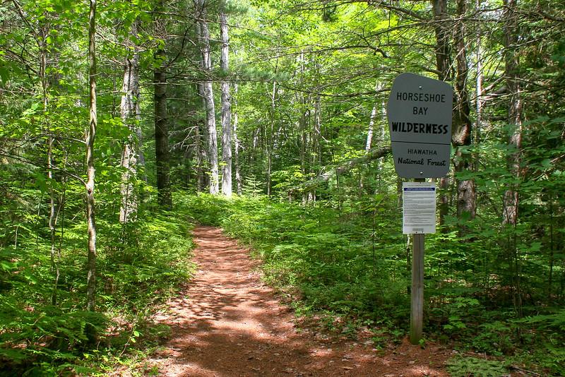 Horseshoe Bay Trail
