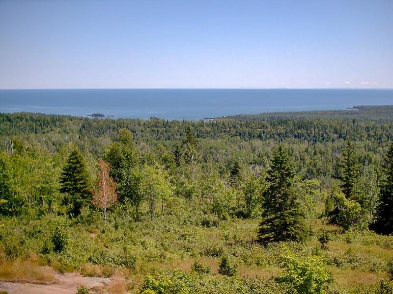 Mount Ojibway -- 1,136'