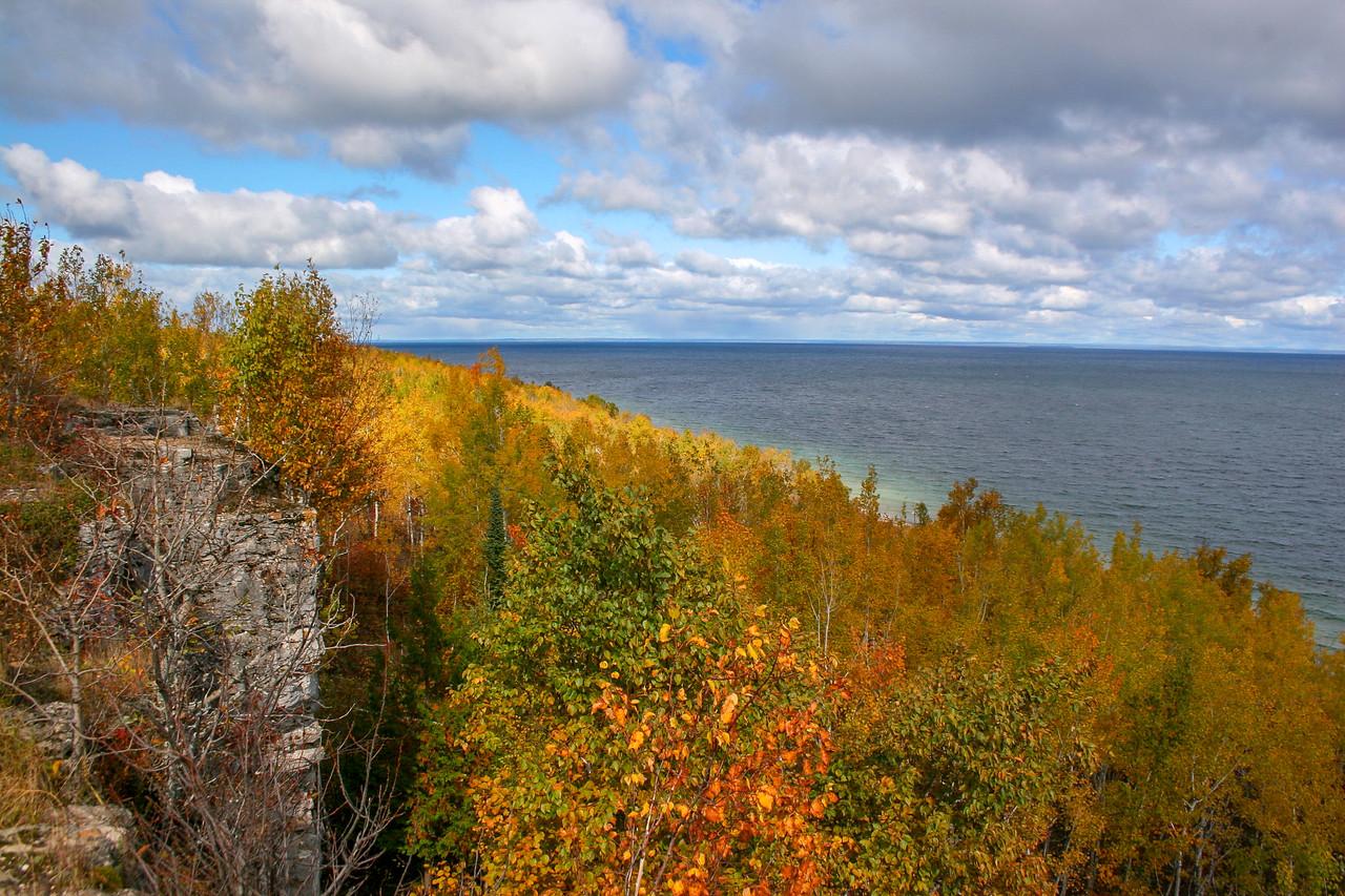 Marblehead Cliffs