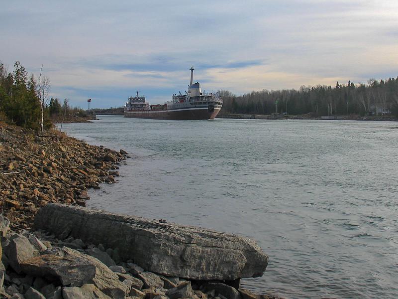 Neebish Island Ferry