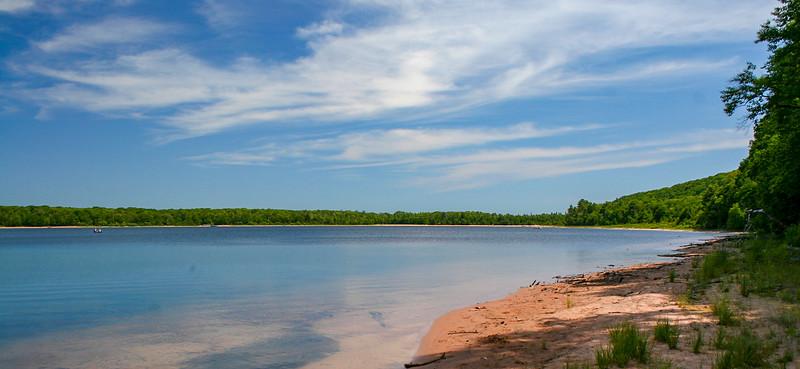 Monocle Lake Shore Walk