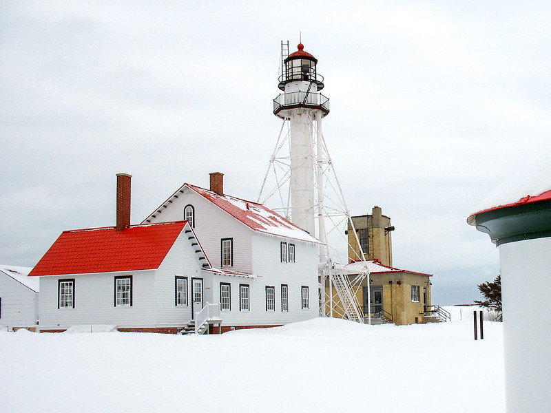 Whitefish Point Light Station