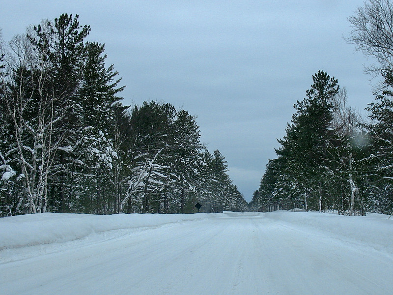 Whitefish Point Road