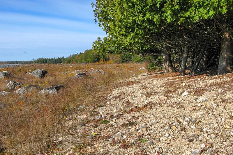 Point Patterson Shore Route