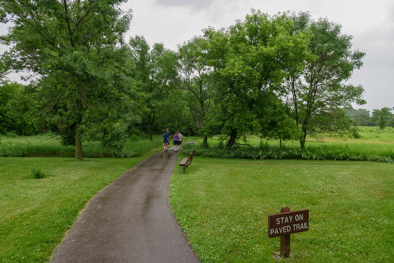 Visitor Center Trailhead (Circle Trail)