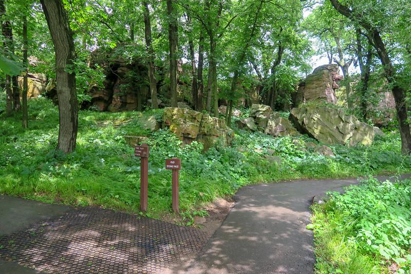 Circle Trail (Upper/Lower Split)